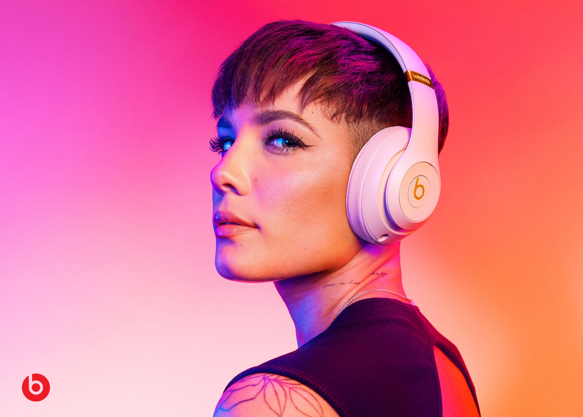 Halsey for Beats by DRE