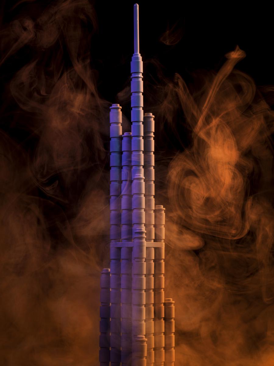 Burj Khalifa, Lego