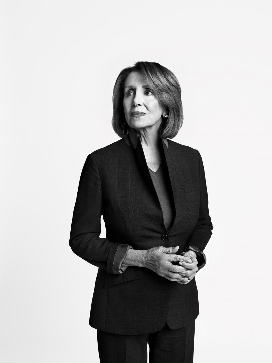 Nancy Pelosi, Minority Leader of the House of Representatives