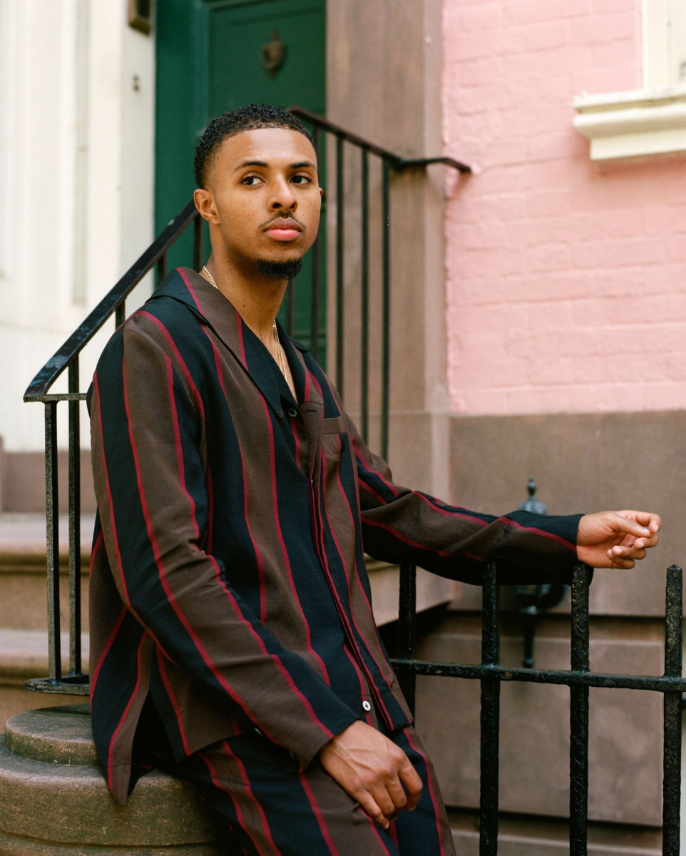 Diggy Simmons for Rolling Stone