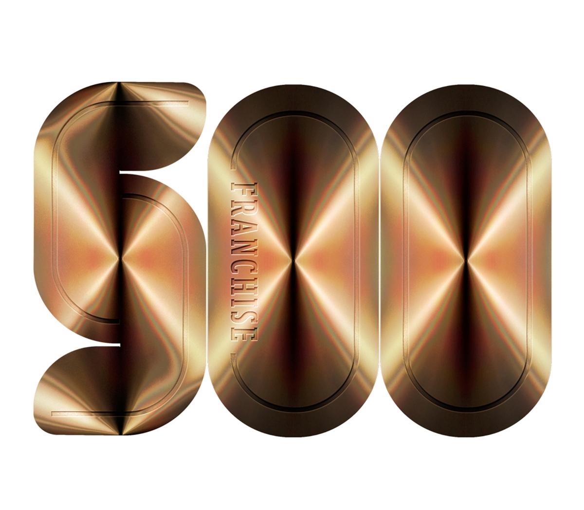 Franchise 500 - Magazine Illustration