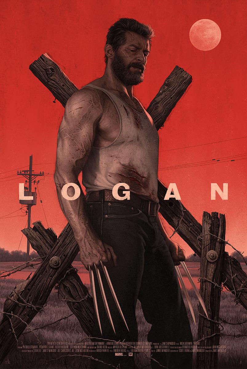 Logan Poster (made with Akiko Stehrenberger)