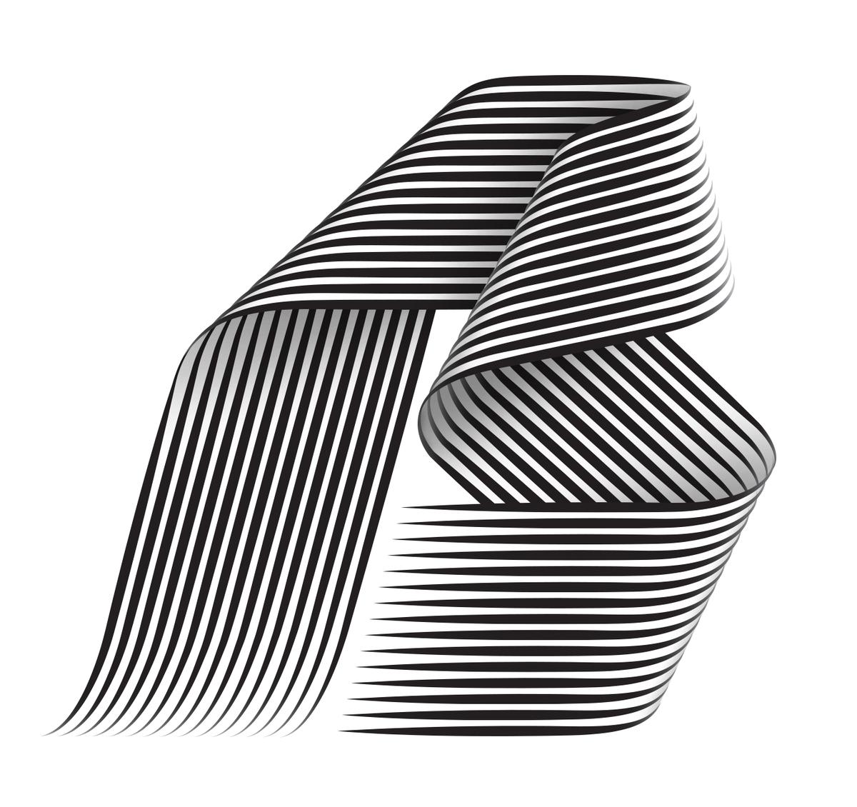 Ribbon Type - Experimental Lettering