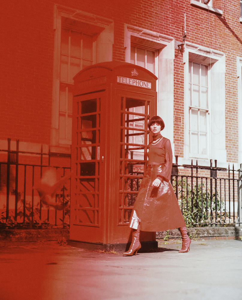 SWINGING LONDON X GIOIA