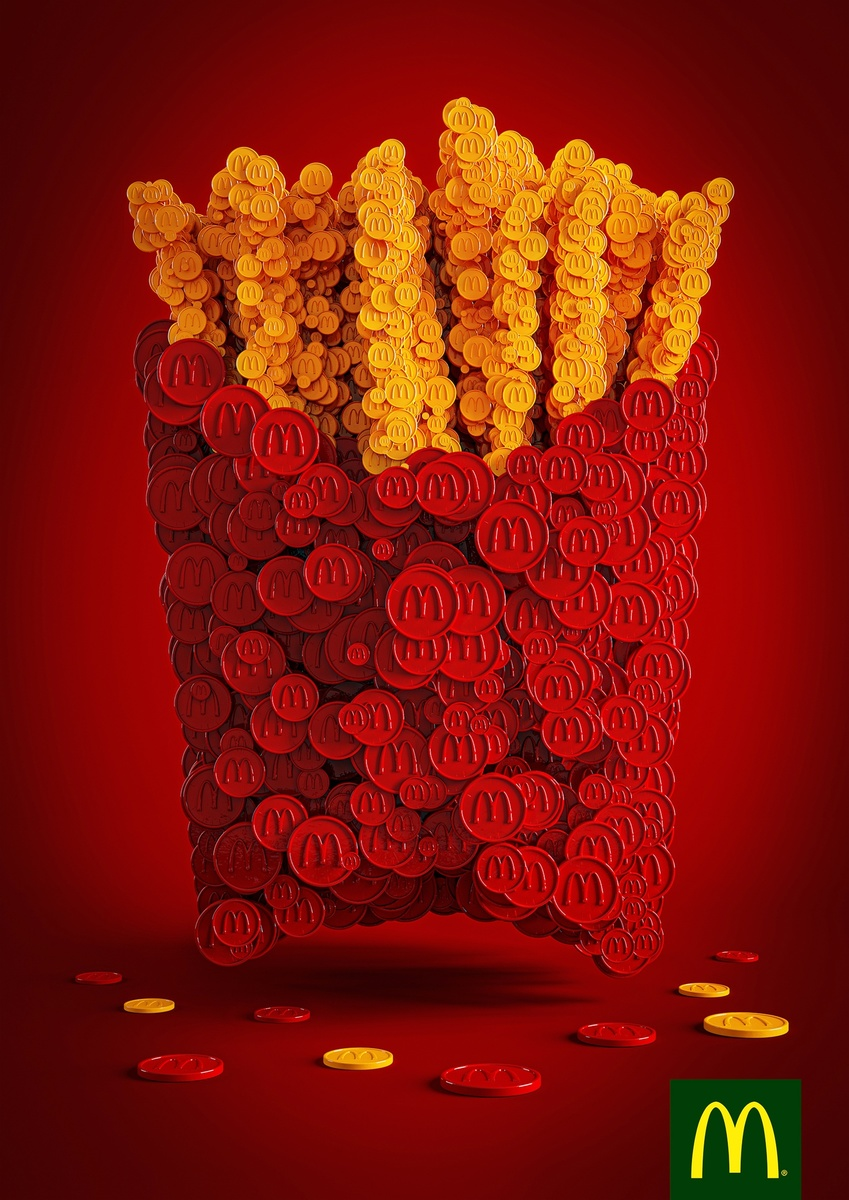 McDonalds Rewards