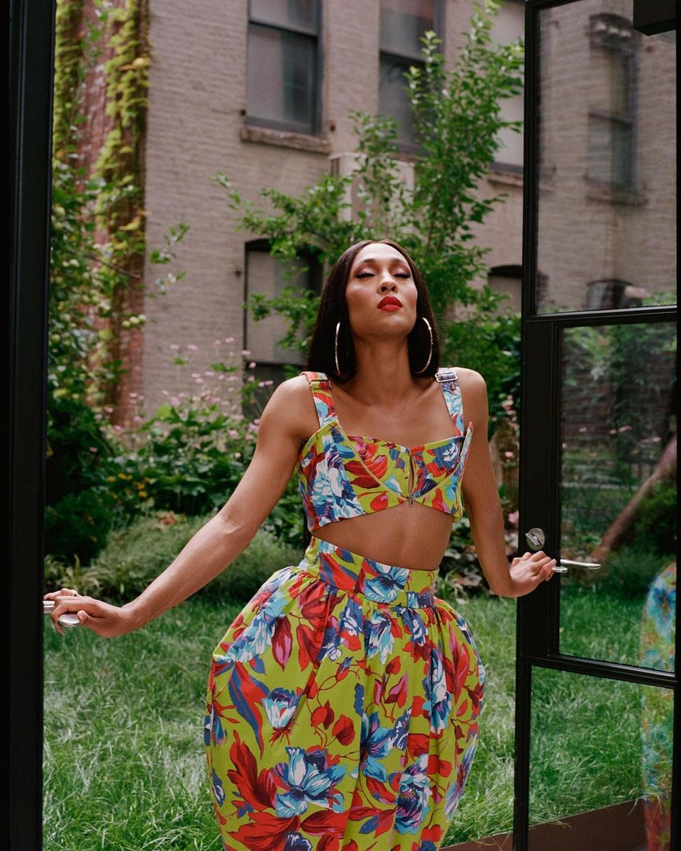 Michaela Jaé Rodriguez for People Magazine