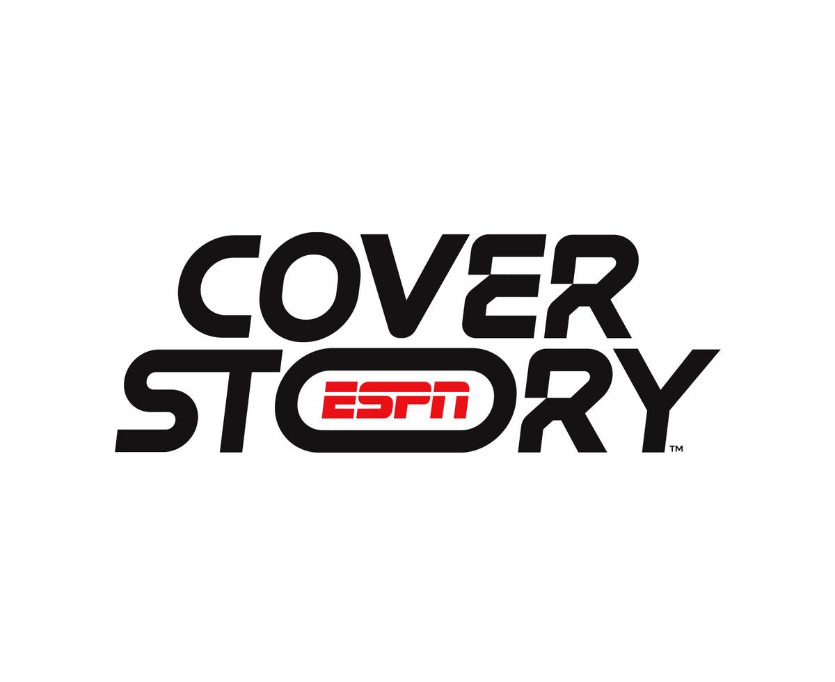 ESPN Cover Story - Branding & Type Design