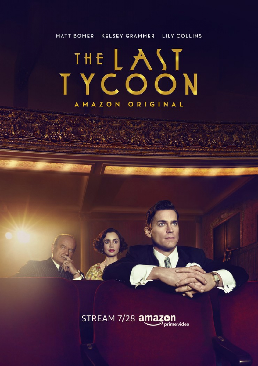 THE LAST TYCOON FOR AMAZON