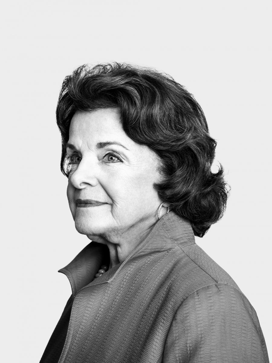Diane Feinstein, Senator of California