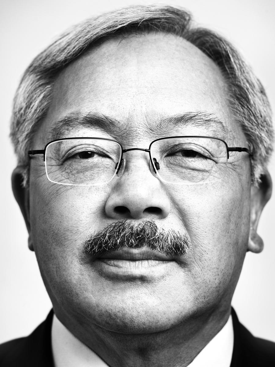 Ed Lee, San Francisco Mayor