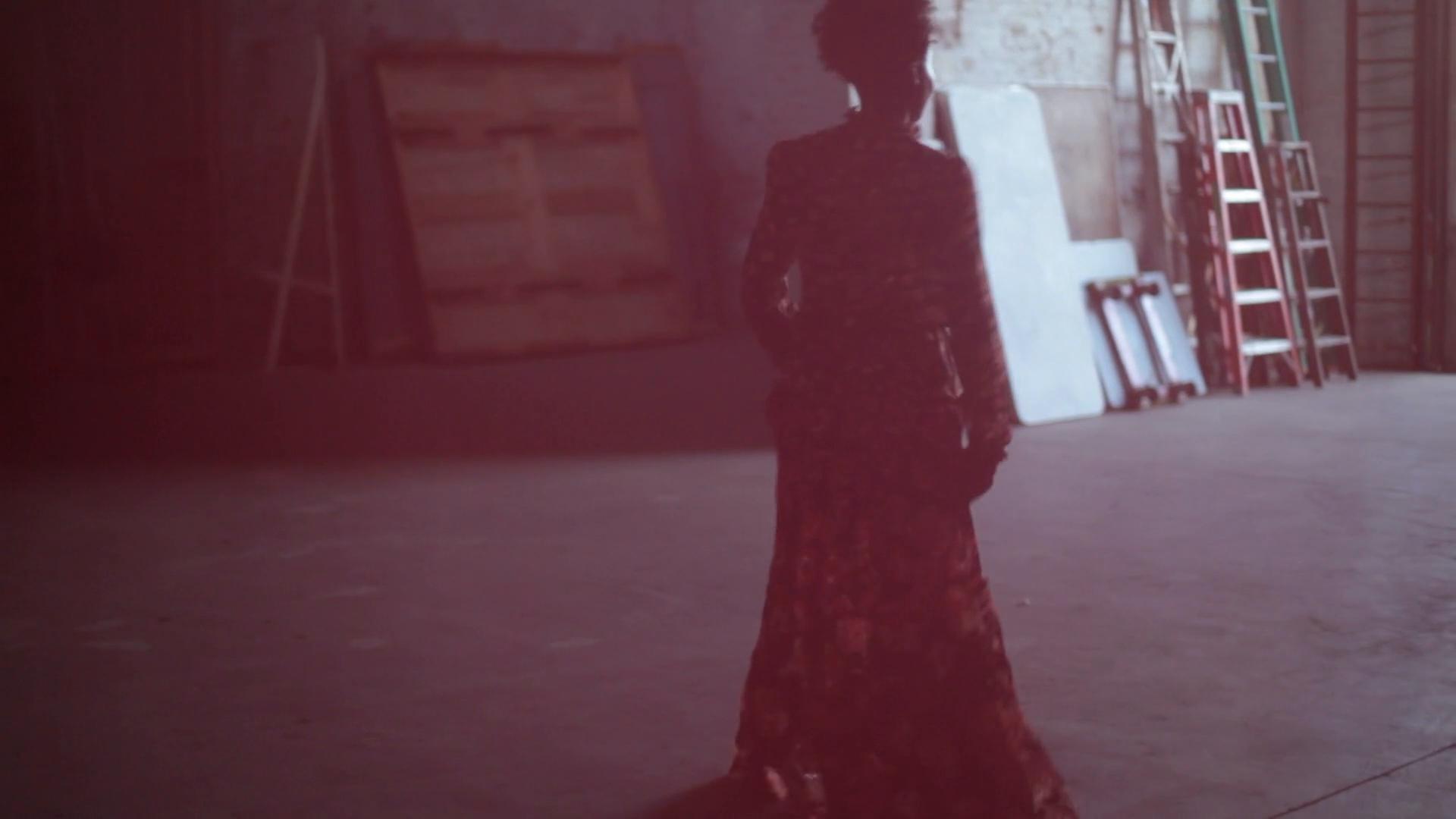 Lupita Nyong'o for Elle UK