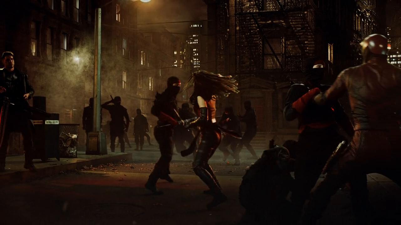 Netflix Daredevil Season II. Motion Street Fight