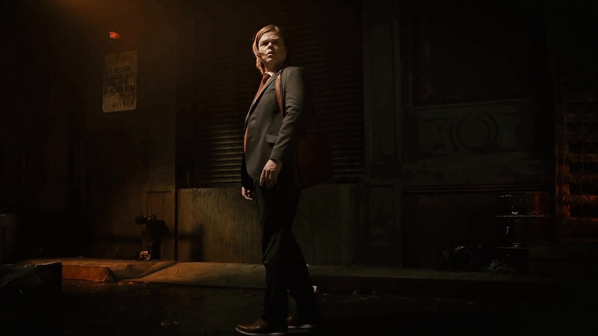 Netflix Daredevil Season II. Motion Foggy