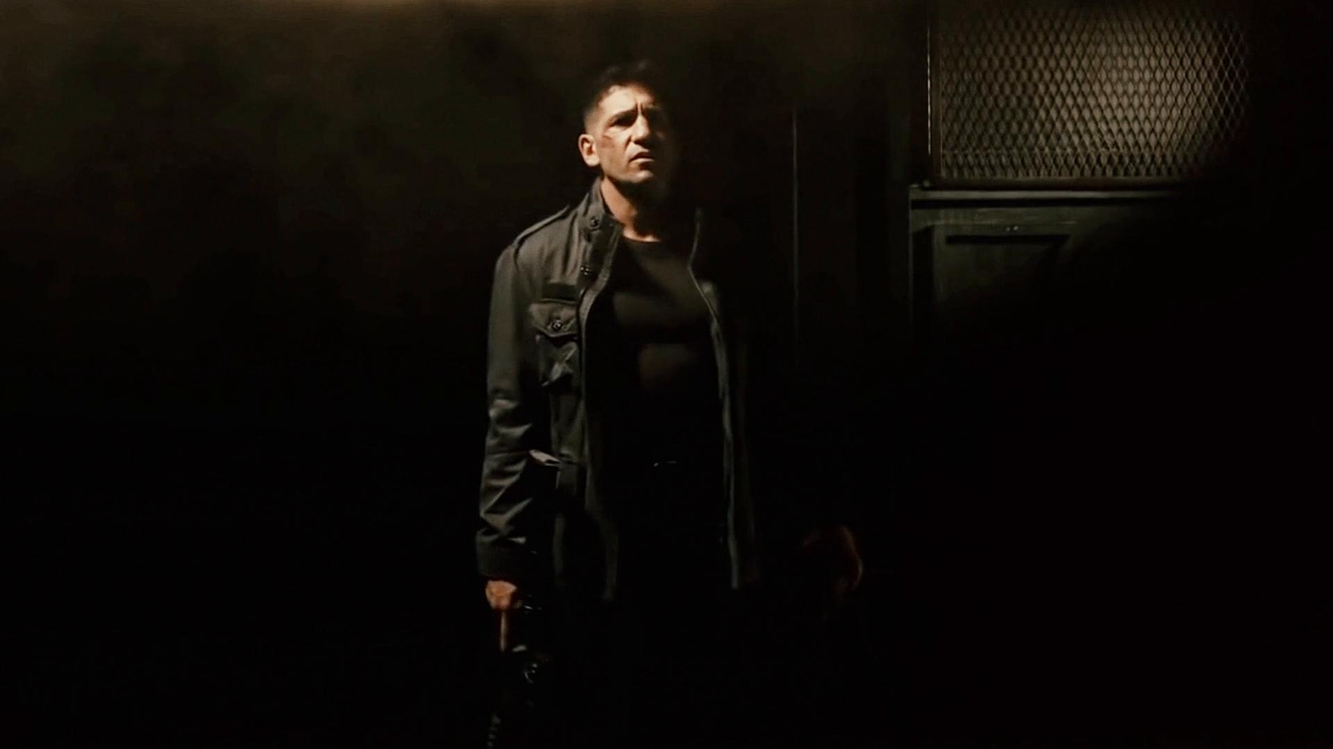 Netflix Daredevil Season II. Motion Punisher