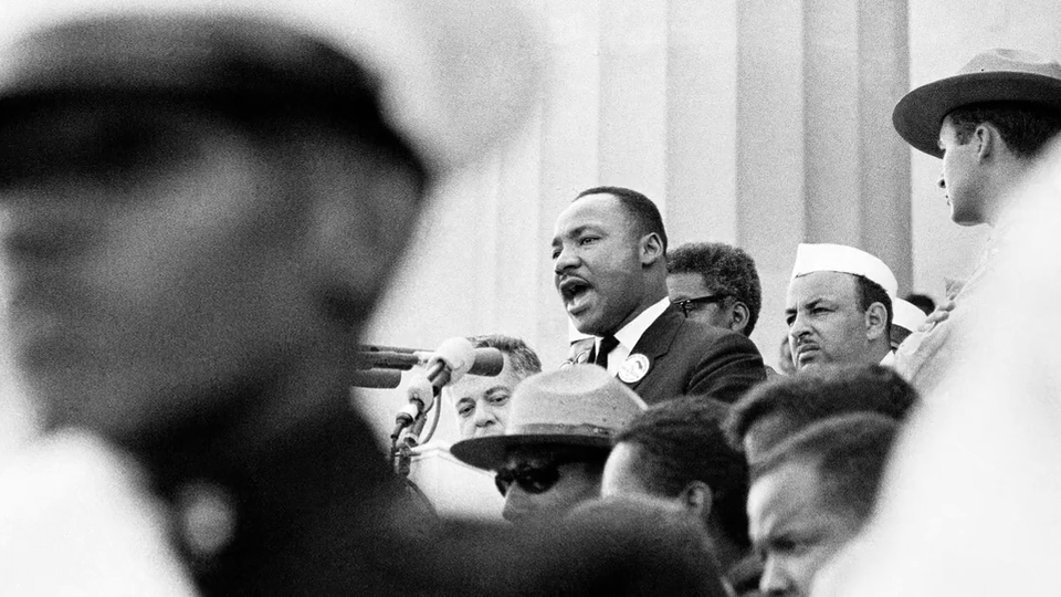 The March to Washington - The Speech