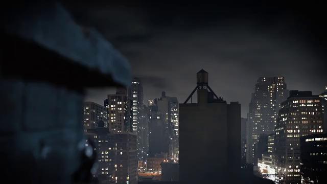 Netflix Daredevil Season II. Motion Daredevil
